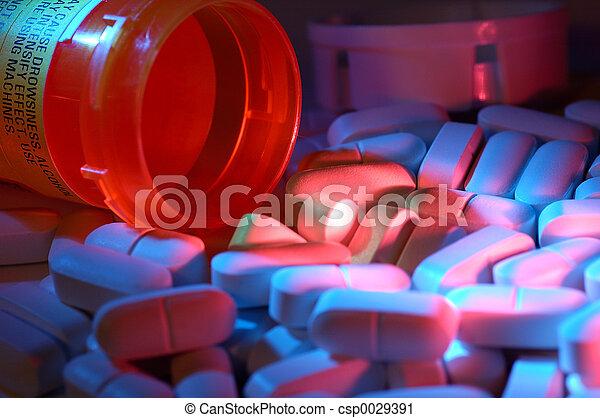 Drugs - csp0029391