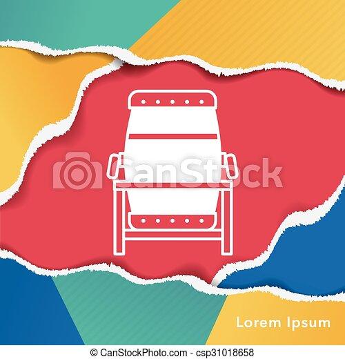 drum icon - csp31018658