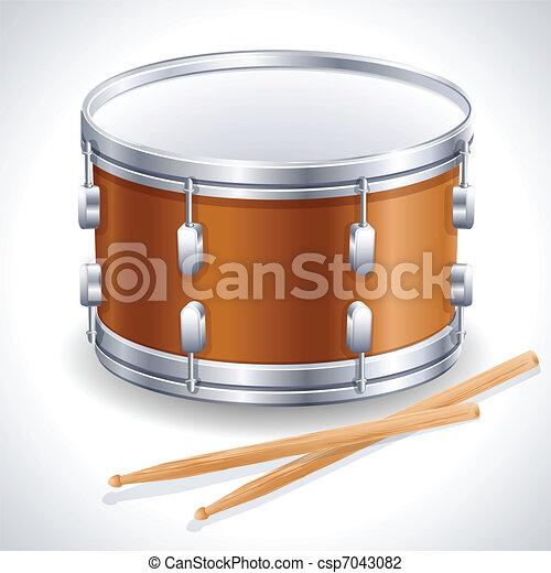 Drum - csp7043082