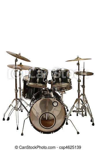drum kit  - csp4625139