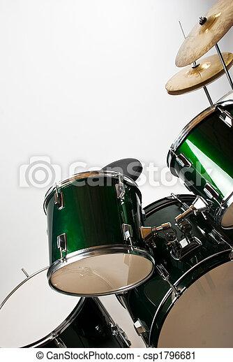 Drum set - csp1796681