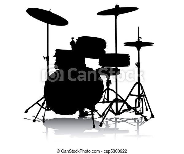 drum-type, instalação - csp5300922