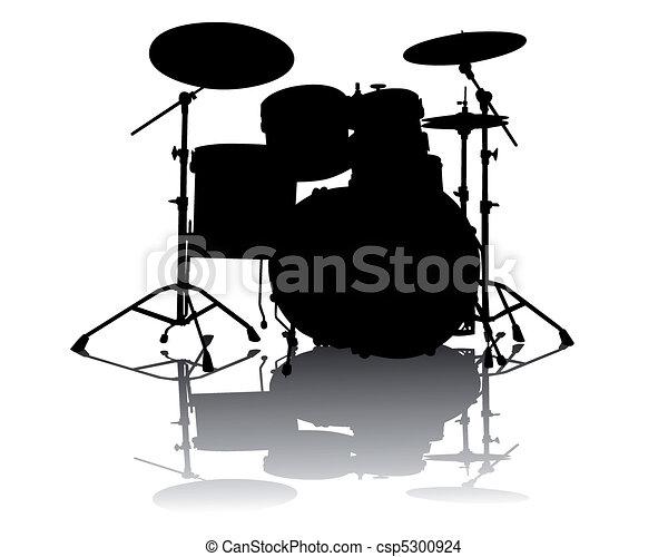 drum-type, instalação - csp5300924
