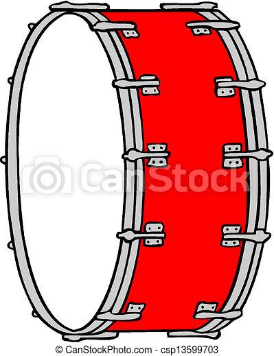 Drum - csp13599703