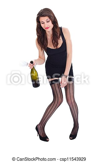 Drunk Girl Clip