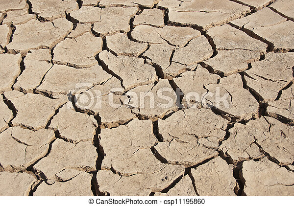 Dry river bed - csp11195860