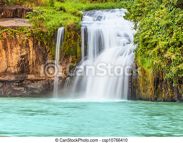 Dry Sap waterfall - csp10766410