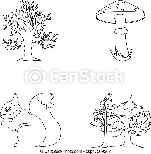 Protein Clipart Black And White