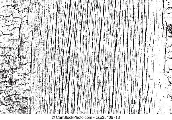 Dry Wood Overlay - csp35409713