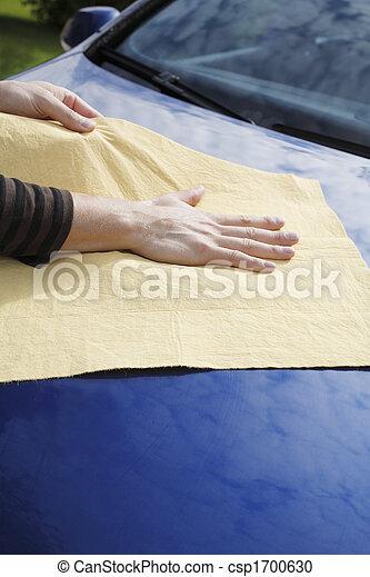 Drying car - csp1700630