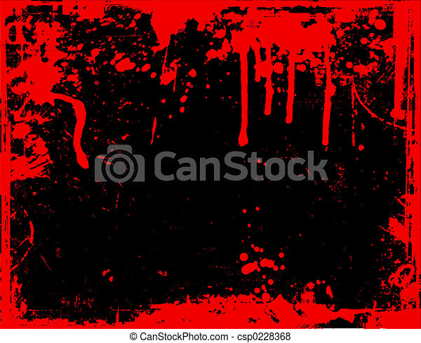 drypande, blod - csp0228368