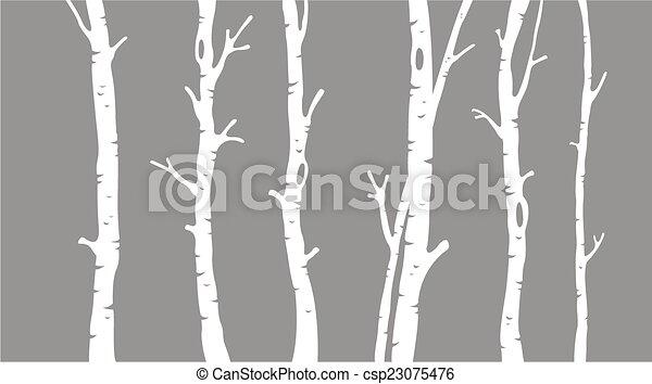 drzewa - csp23075476