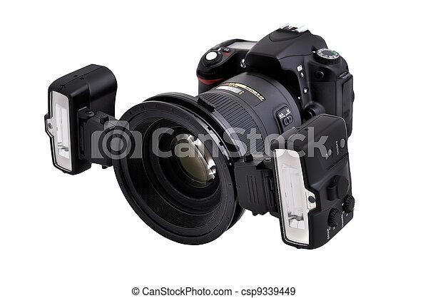 dslr camera - csp9339449