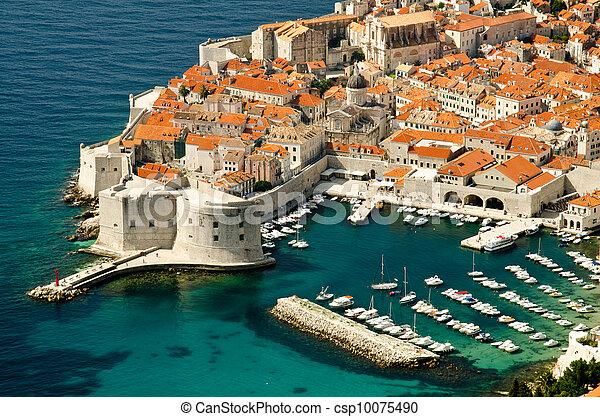 Dubrovnik, Croatia - csp10075490