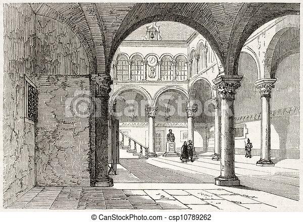 Dubrovnik Herzogpalast - csp10789262