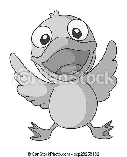 Duckling - csp28258182