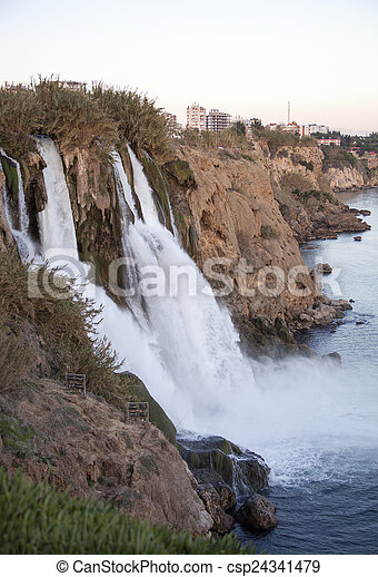 Duden Waterfalls - csp24341479