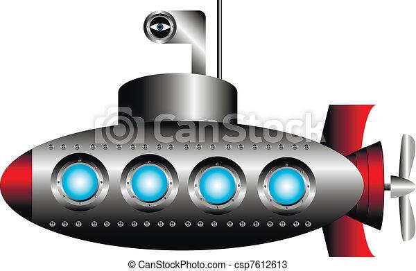 duikboot - csp7612613