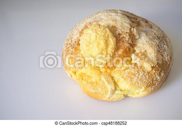 dulce, de, bollo, pascua, bollo, pascua, o - csp48188252