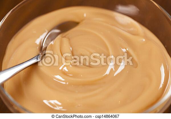 Dulce de leche - csp14864067