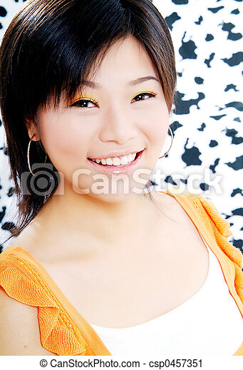 Dulce chica - csp0457351