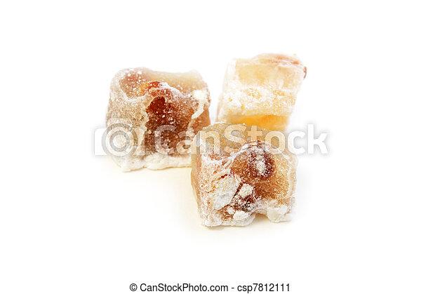dulces, turco - csp7812111