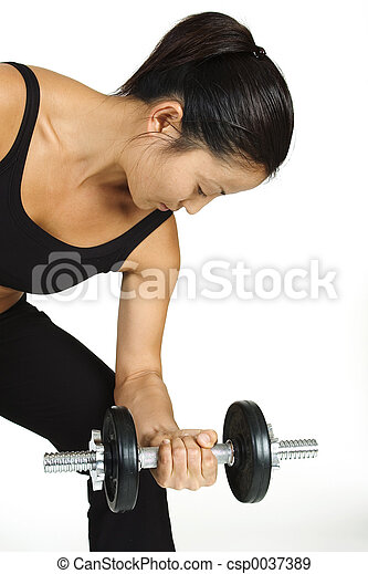 Dumbbell Curl 2 - csp0037389