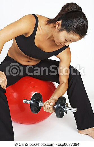 Dumbbell Curl 3 - csp0037394