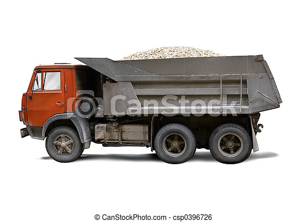 dump-track - csp0396726