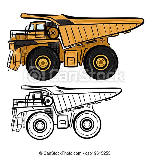 Dumper 1 - csp19615255