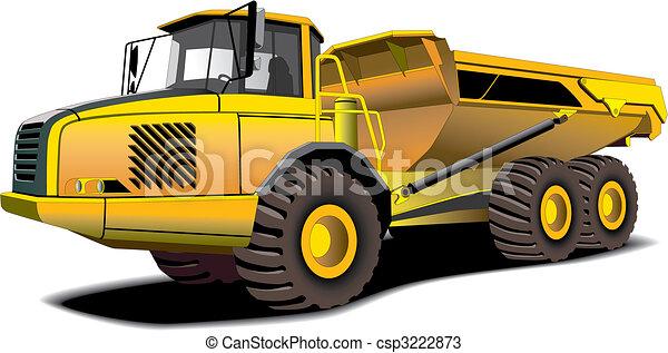 dumper - csp3222873