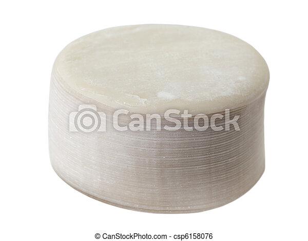 Dumpling Wrapper - csp6158076