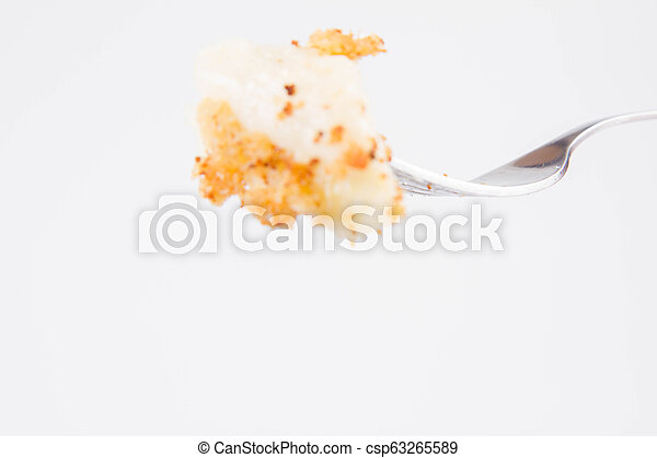 Dumplings with cottage cheese - csp63265589
