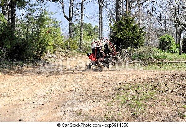 Dune Buggy Racing - csp5914556