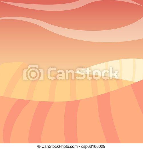 dune sand hills natural landscape - csp68186029