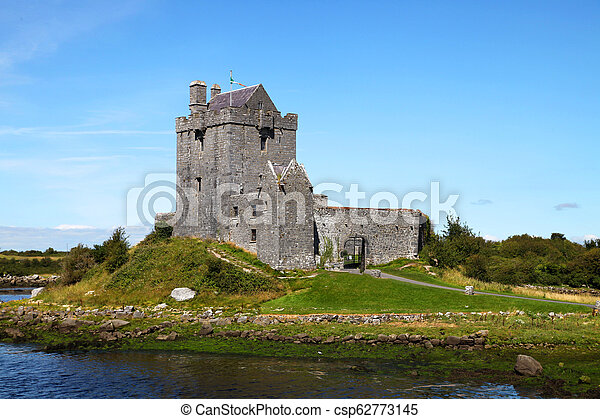 Dungaire castle Ireland - csp62773145