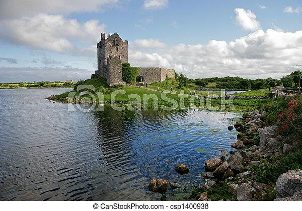 Dunguaire Castle, Ireland - csp1400938