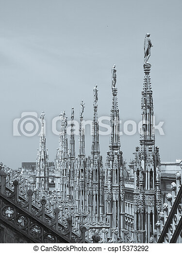 Duomo, Milan - csp15373292
