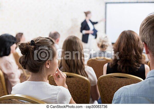 Discurso durante el simposio - csp30083736