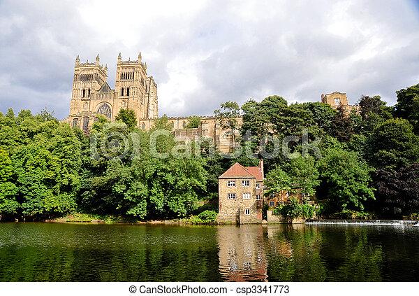 Durham cathedral - csp3341773