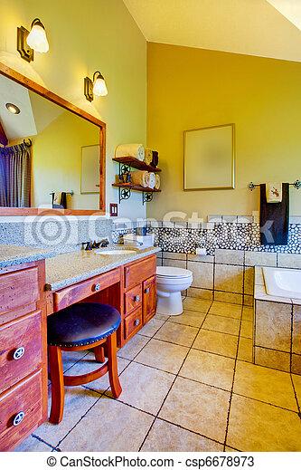 Fliesenmuster Dusche dusche glas badezimmer natürlich fliesenmuster stockfotos