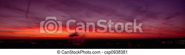 Dusk View - csp0938381