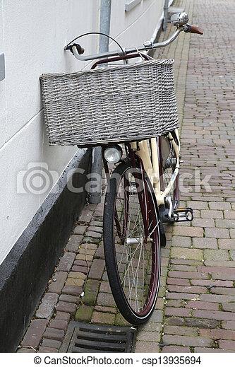 Dutch Bicycle - csp13935694