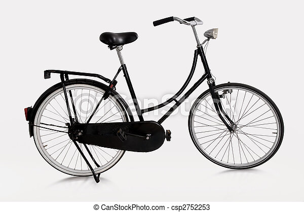 Dutch bicycle - csp2752253