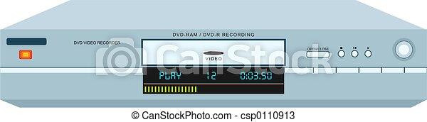 dvd player - csp0110913