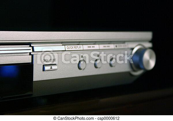 DVD Player - csp0000612