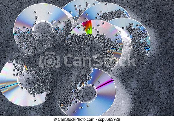 DVD positive - csp0663929