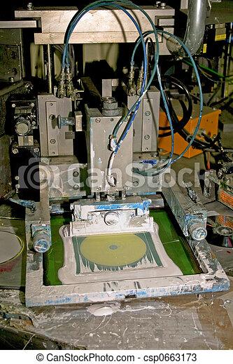DVD Print - csp0663173