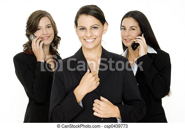 Dynamic Business Team - csp0439773