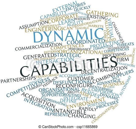 Dynamic capabilities - csp11665869